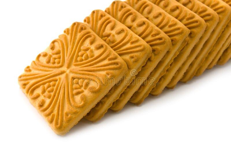 Biscuit sec photo stock