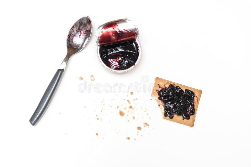 Biscuit sec photographie stock