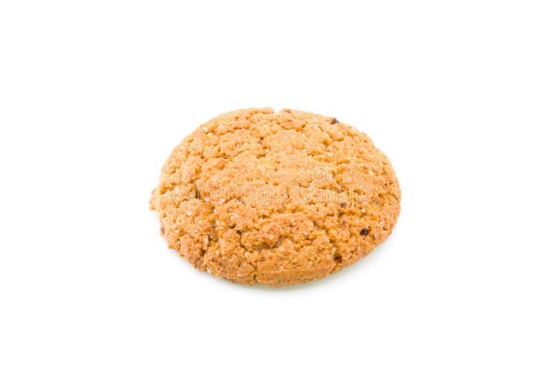 Biscuit sec de repas d'avoine photo libre de droits