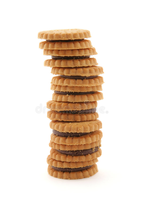 Download Biscuits Stock Photo - Image: 1421510