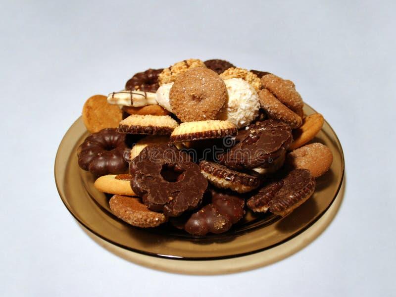 Download Biscuits 2 photo stock. Image du boulangerie, mangez, affamé - 57746