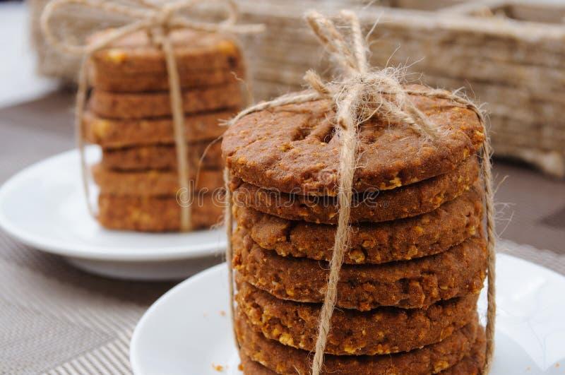 Biscuits photo libre de droits