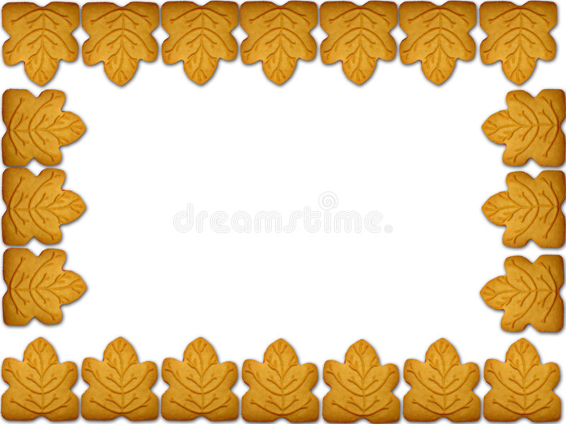 Biscuits illustration de vecteur