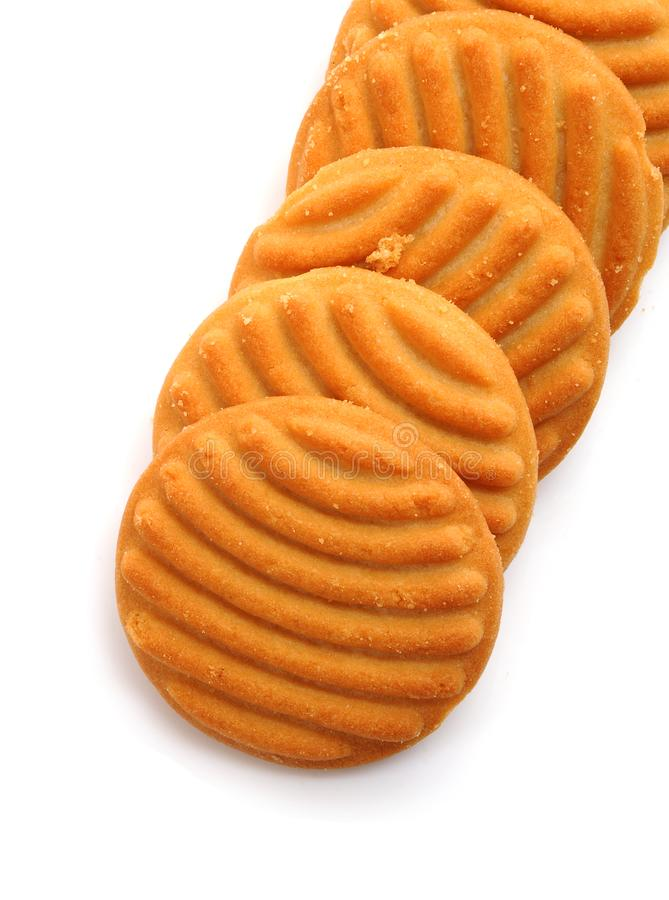 Biscuits / cookies royalty free stock image