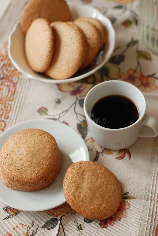 Biscuits d'amande images libres de droits