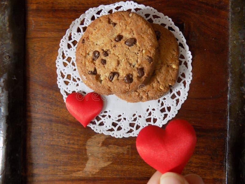 Biscuits d?licieux photographie stock libre de droits