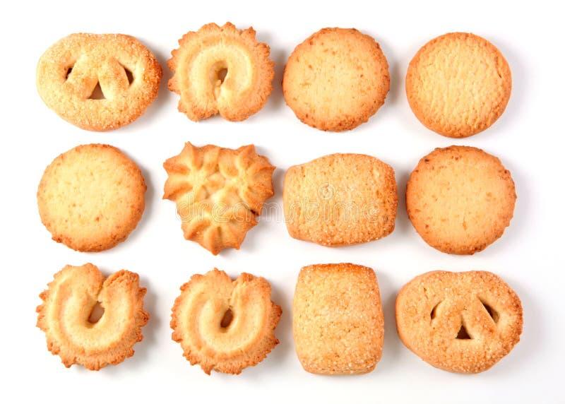 Biscuits danois photos libres de droits