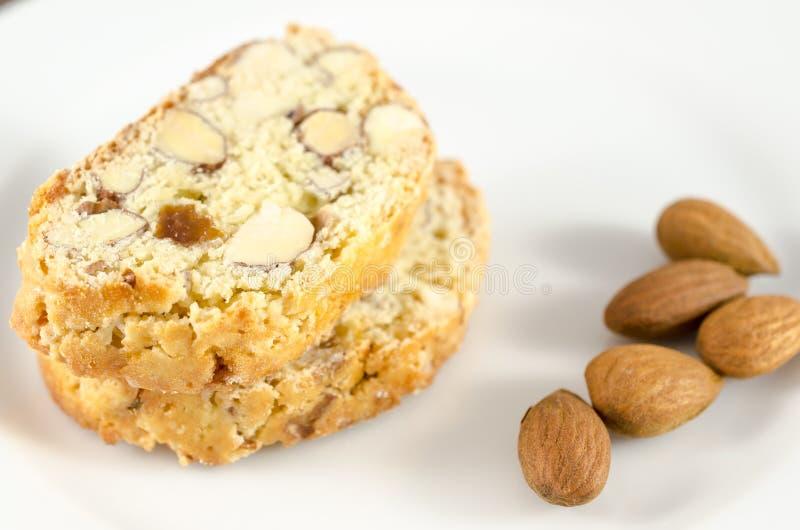 Biscuits de Biscotti photo libre de droits