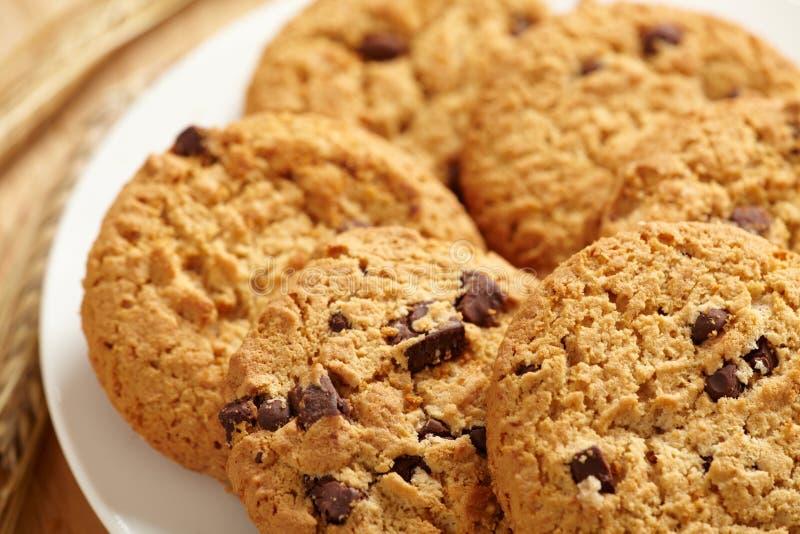 Biscuits de chocolat photos libres de droits