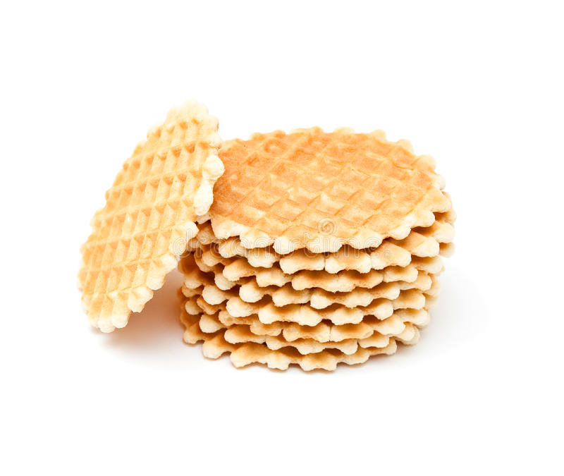Biscuits de disque images stock