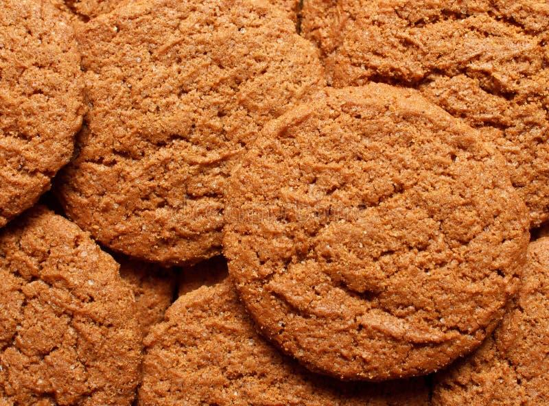 Biscuits de gingembre photos stock