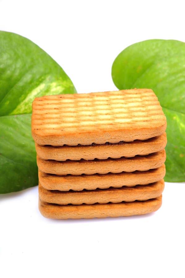 Biscuits de glucose photo libre de droits