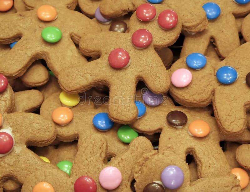 Biscuits de Noël photo libre de droits