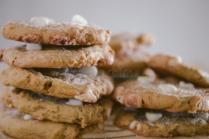 Biscuits de potiron photo libre de droits