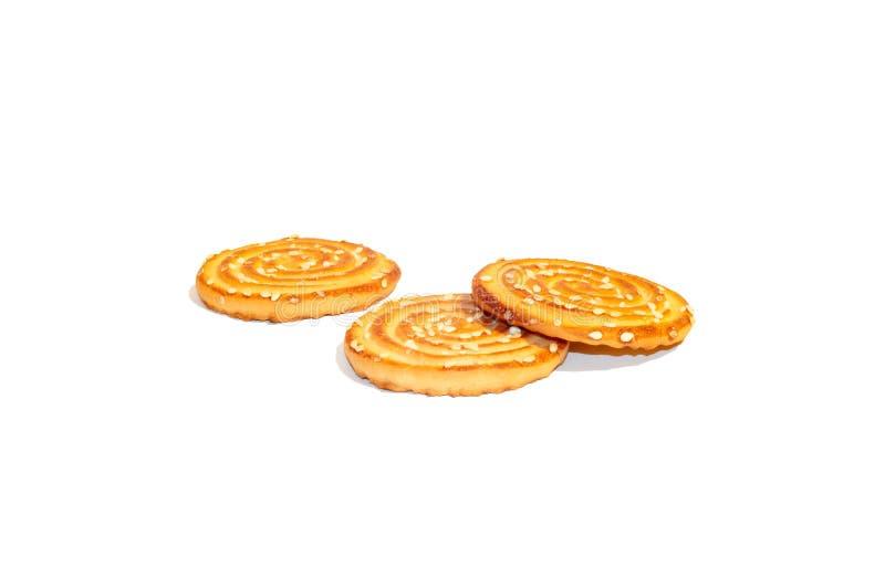 Biscuits doux images libres de droits