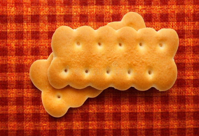Biscuits frais photos stock