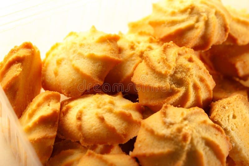 Biscuits frais images libres de droits