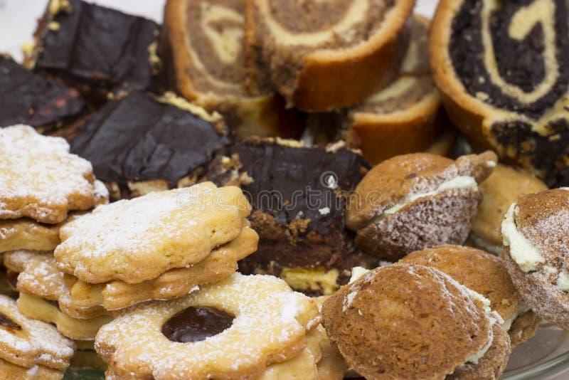 Biscuits hongrois image libre de droits