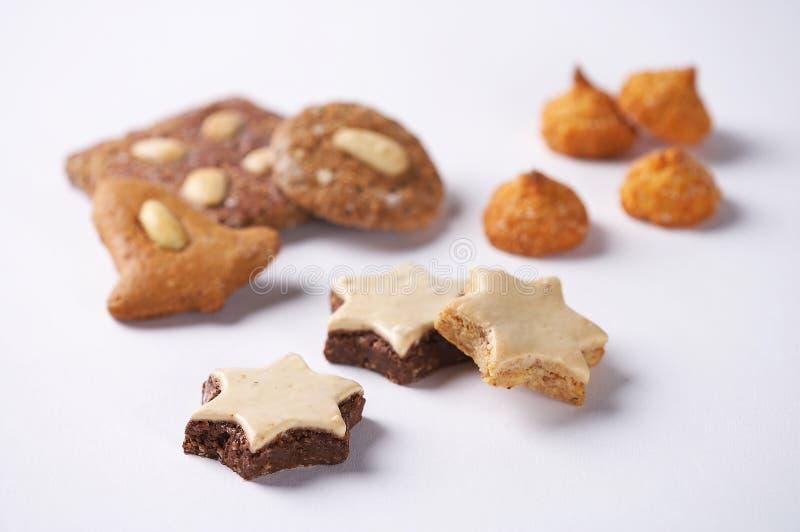 Biscuits - Keckse image libre de droits