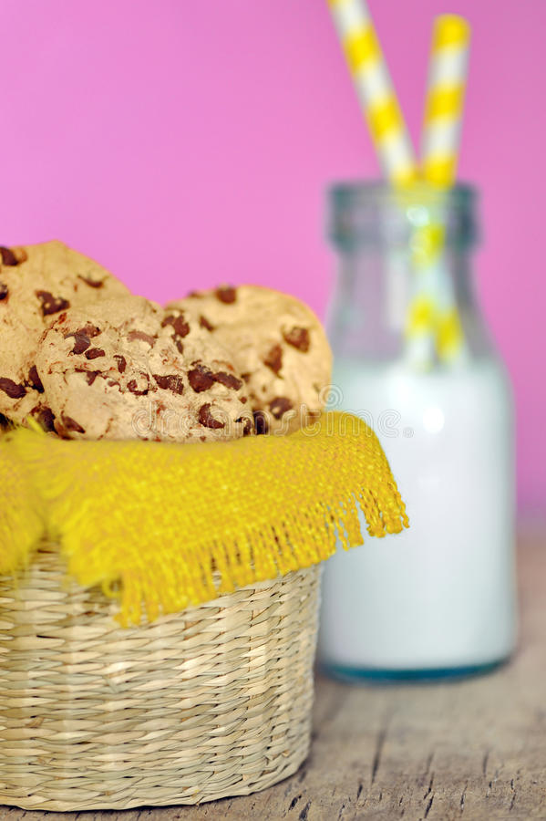 Download Biscuits And Milk Stock Photos - Image: 29667623