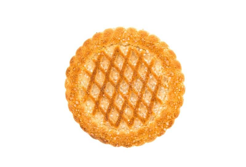 Biscuits ronds images libres de droits