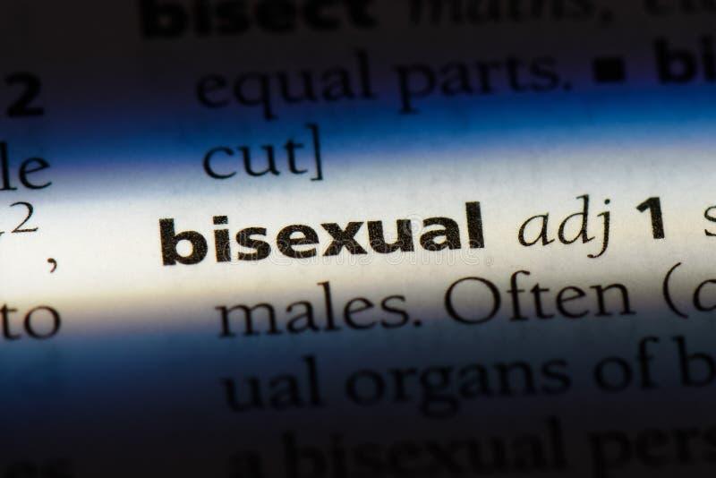 biseksueel stock fotografie