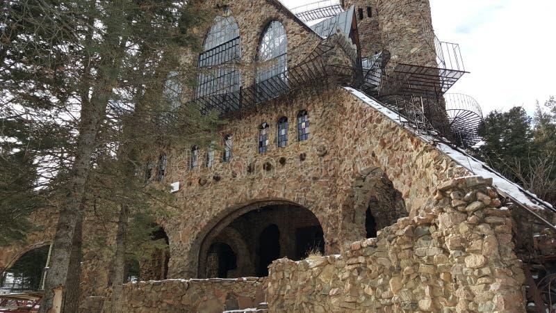 Bishop& x27 s Castle στοκ εικόνα με δικαίωμα ελεύθερης χρήσης