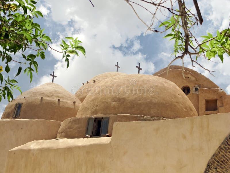 bishoy μοναστήρι Άγιος στοκ φωτογραφίες