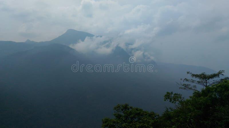 Bisile ghat royaltyfria bilder