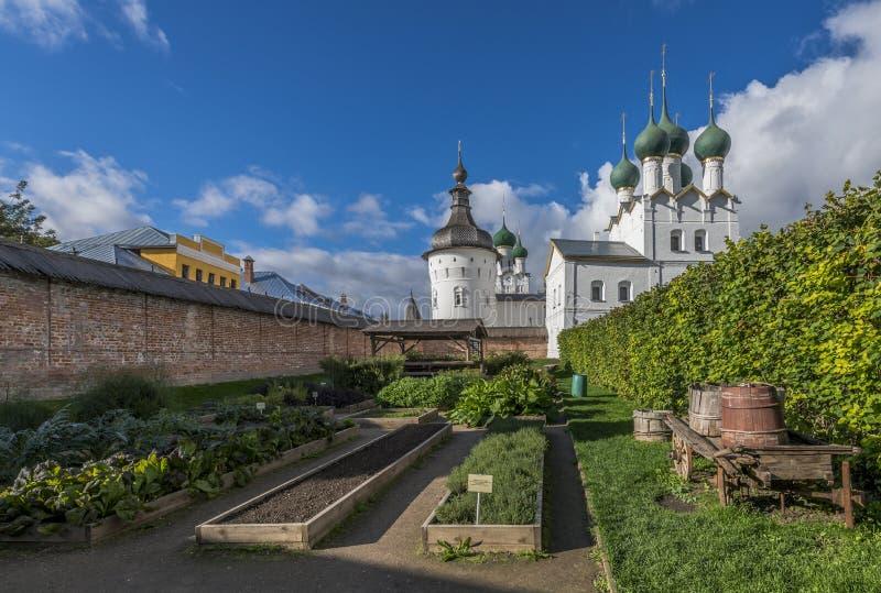 Biskopens trädgård royaltyfri foto