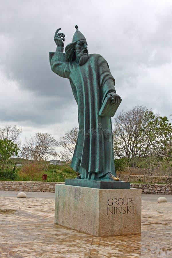 Biskup Gregory obraz stock