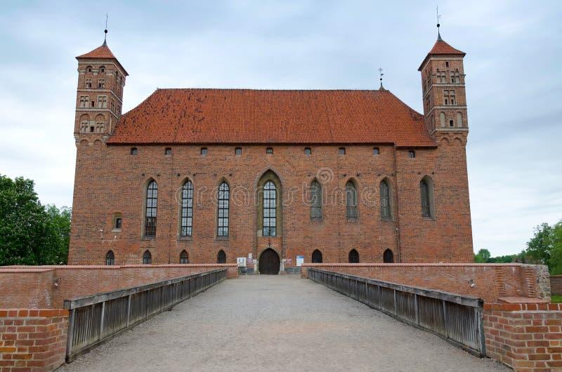 Biskup katedra - frontowa strona fotografia royalty free
