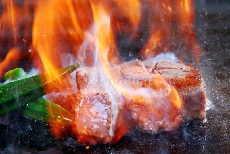 Bistecca immagini stock libere da diritti