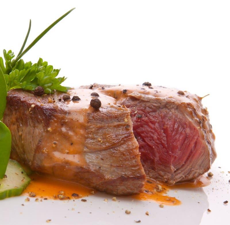 Bistecche di raccordo immagine stock