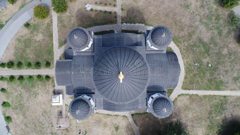 Bistrica kościół 1 fotografia royalty free