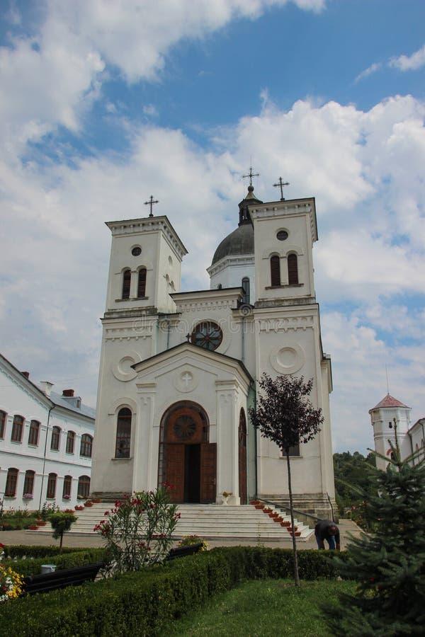 Bistrita monaster, Valcea fotografia royalty free