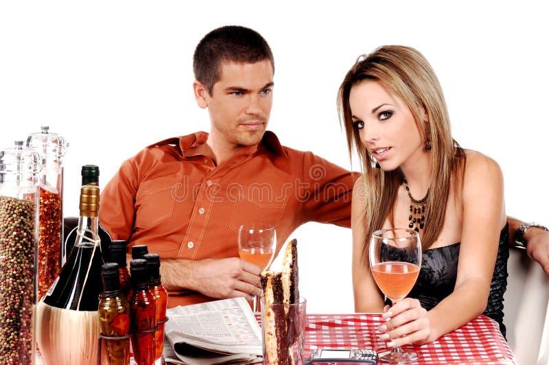 Bistro Couple