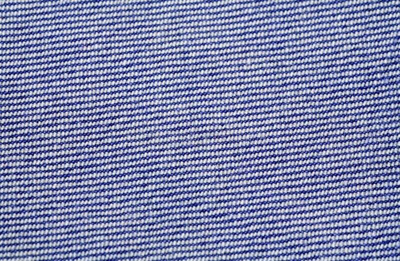 Bit av blå jean royaltyfria bilder