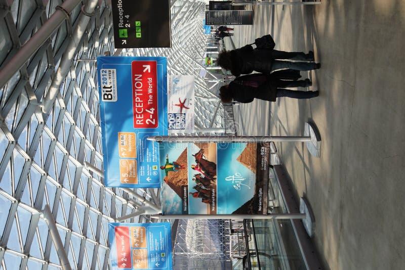 Download BIT, International Tourism Exchange Editorial Photo - Image of trade, people: 23400696