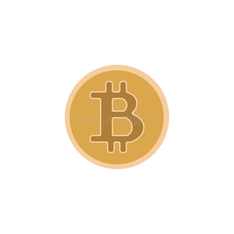 Bitcoin象 库存照片