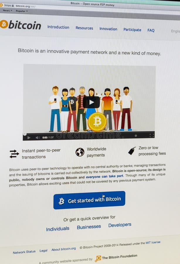 Download Bitcoin - снятое реального экрана монитора Редакционное Стоковое Изображение - изображение насчитывающей коммерция, компьютер: 41662234