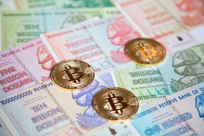 Bitcoin image stock