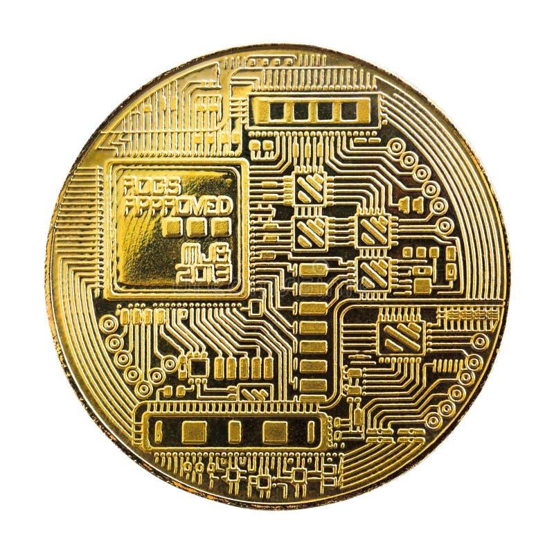 Bitcoin 免版税图库摄影