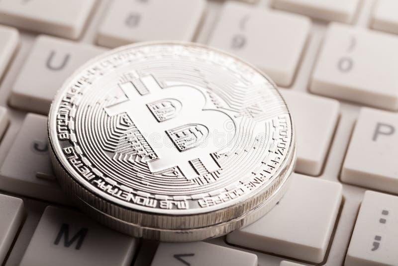 Bitcoin στοκ εικόνα