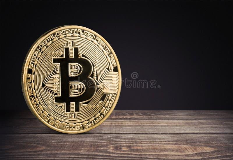 Bitcoin photographie stock