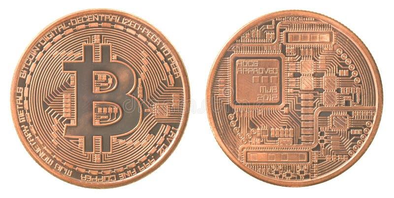 Bitcoin zdjęcie royalty free