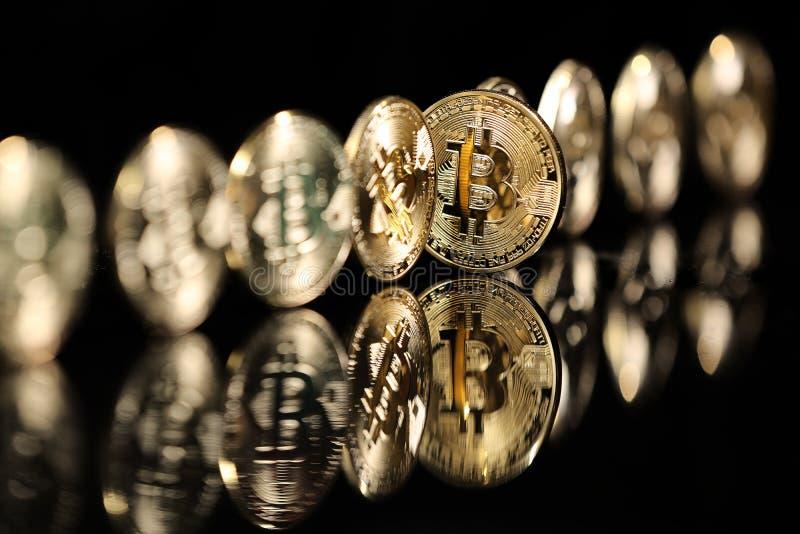 Bitcoin fotos de stock