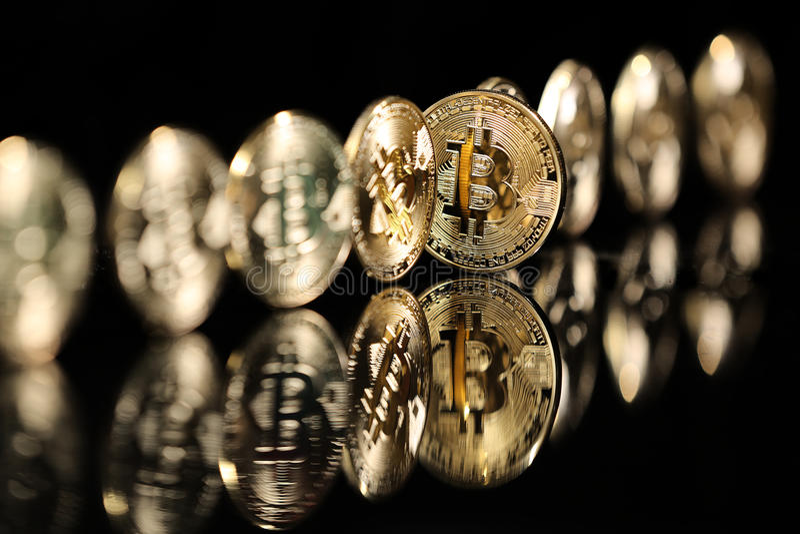 Bitcoin стоковые фото