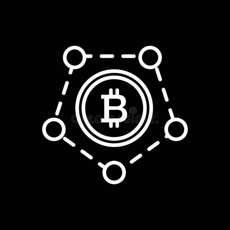black chain bitcoin