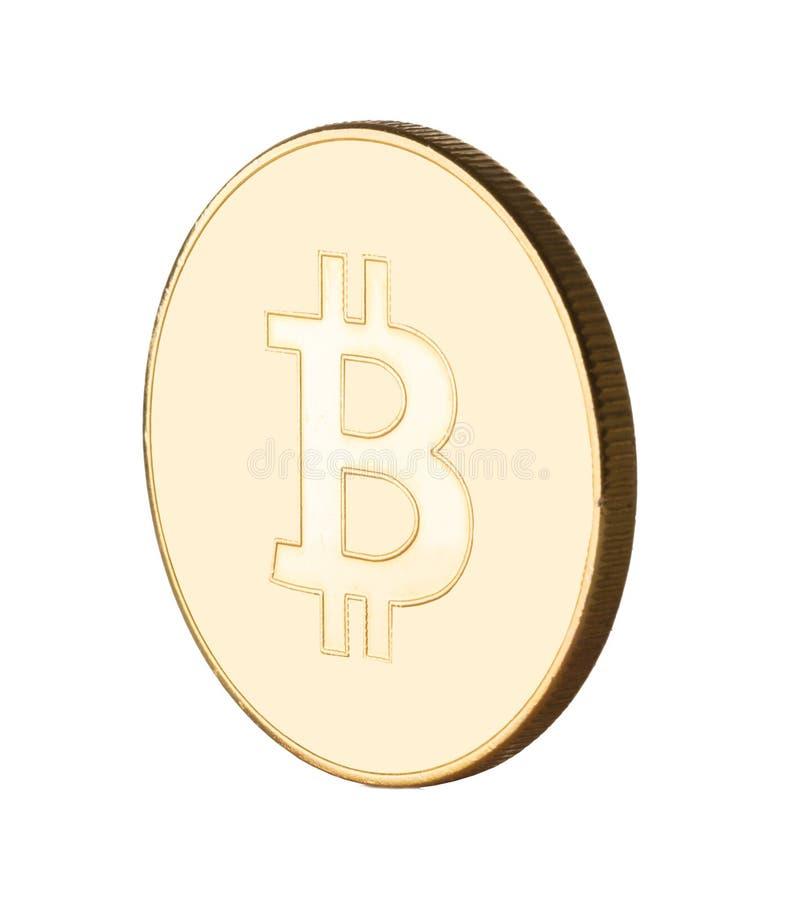 Bitcoin crypto waluta obrazy royalty free